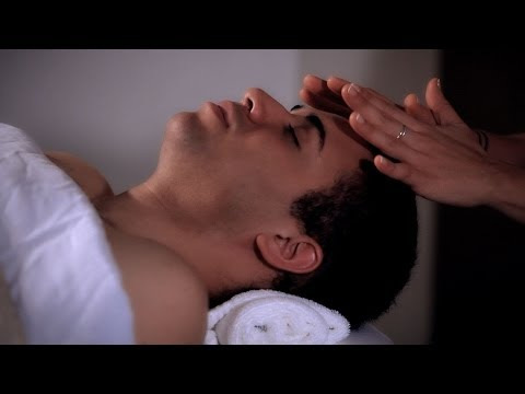 How to Relieve Tension w/ Pressure Points | Head Massage