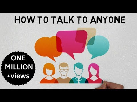 HOW TO TALK TO ANYONE (part 1)/ COMMUNICATION SKILLS (HINDI) - ANIMATED BOOK SUMMARY