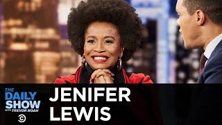 """Jenifer Lewis - Pursuing a Mighty Dream as """"The Mother of Black Hollywood""""   The Daily Show"""