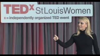 Words: Your Most Powerful Weapon | Evy Poumpouras | TEDxStLouisWomen