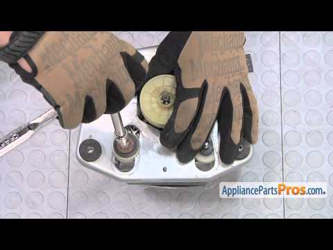 Washer Motor Assembly (part #WP21001950) - How To Replace