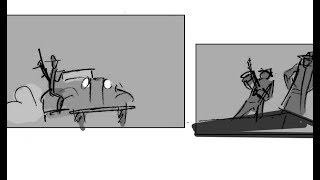 Storyboard Thumbnails / Photoshop