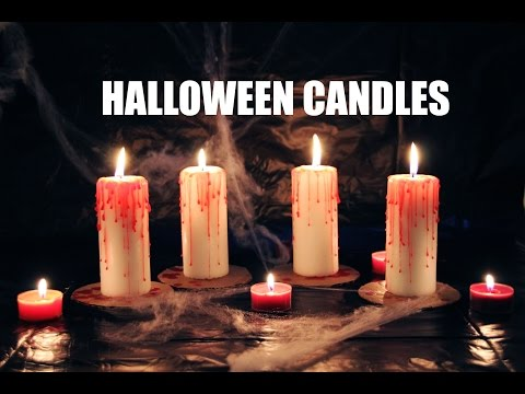 Bloody Candles   Halloween Decoration