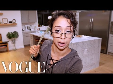 73 Questions with Helga | Vogue Parody