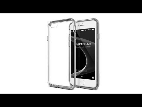 VRS Design New Crystal Bumper Series Case for iPhone