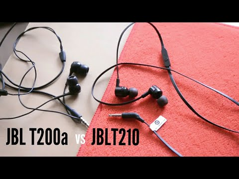 JBL T210 review after use
