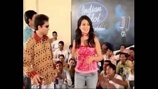 Indian Idol- Zubeen Garg at Indian Idol_Season 3 (2007)