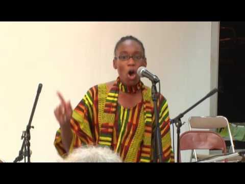 Alicia Valasse - Kweyol Poet from St. Lucia[2013]