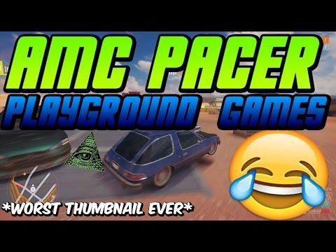 Forza Horizon 3 AMC PACER INFECTED & KING! Illuminati?
