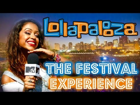 KISSED BY A RAPPER AT A FESTIVAL!! | Lizzza