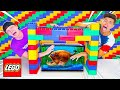 EXTREME LEGO WHATS IN THE BOX CHALLENGE