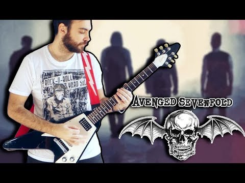 Avenged Sevenfold - Unholy Confessions Instrumental Cover