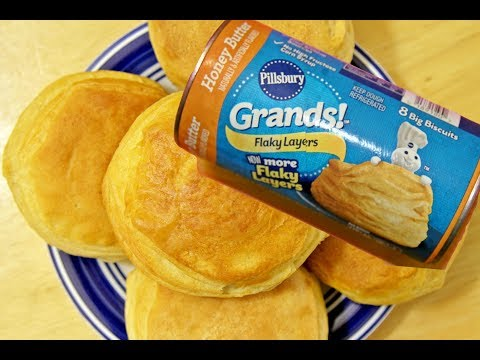 Pillsbury Grands! Flaky Layers Honey Butter Biscuits