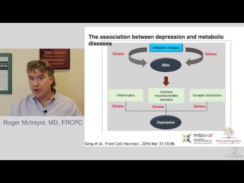 Session 2: Neurobiology of Major Depressive Disorder and Bipolar Disorder