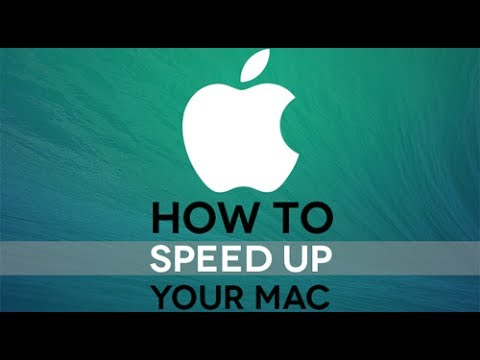 How to Speed up Your Macbook or iMac and Optimize the Storage