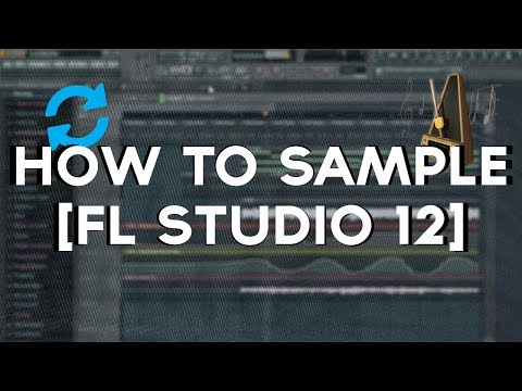 HOW TO SYNC SAMPLES THAT ARE OFF BEAT [Fl Studio 12]