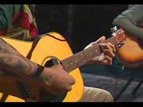 Ben Harper & Jack Johnson -  Please Me Like You Want To