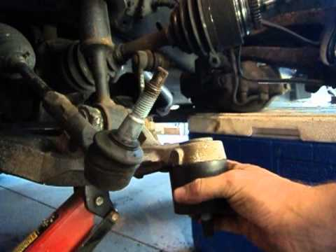 2005 Ford F-150 Ball Joint and Control Arm Replacement