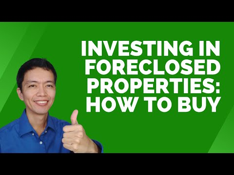 Episode 3 How To Buy Foreclosed Properties