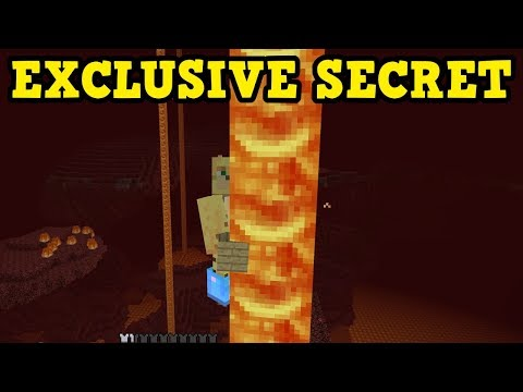 This SECRET Minecraft Feature Is Only On Xbox / PE