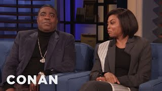 Tracy Morgan: You Don't Want To Be In My Head!
