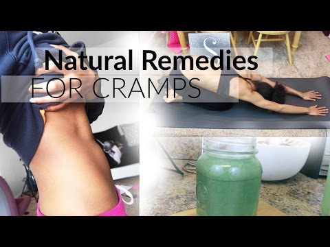 4 Natural Remedies For Aches and Pain with Menstrual Period Cramps