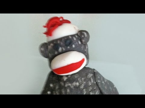how to make a monkey cake fondant topper decorating tutorial how to cook that ann reardon