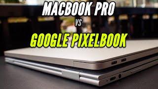 MacBook Pro vs Google Pixelbook: 2018 Review and hardware Comparison