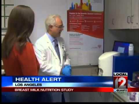 Health Alert: Breast Milk Nutrition Study