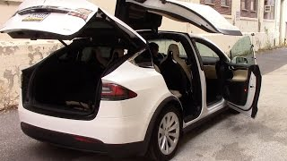 Tesla Model X: Strange Quirks and Cool Features