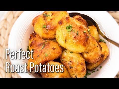 CRUCIAL steps to make INCREDIBLE Roast Potatoes