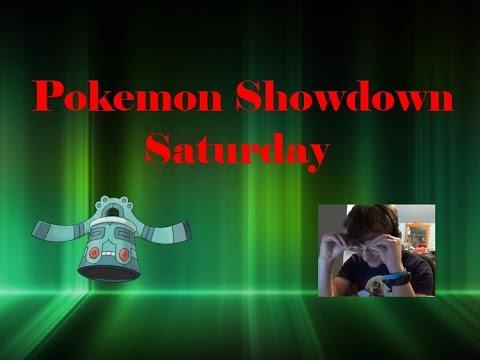 I Keep Rambling.... || Pokemon Showdown Saturday (vs. eyon3)