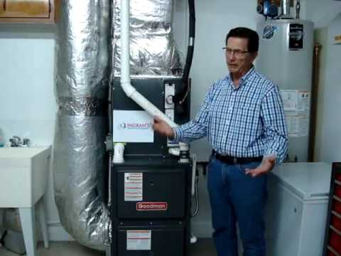 Buy a Furnace from Ingram's and Save Just Like Jim Did