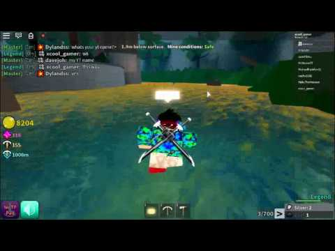 ROBLOX Azure Mines how to find the illuminati temple badge