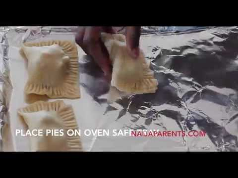 How To Make Nigerian Meat Pie. [Meat Pie Recipe]