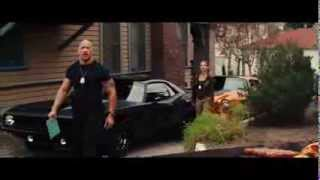 Fast & Furious 6 - Big Forehead Scene [HD]