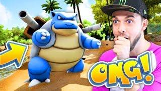 OMG - CAN WE CATCH IT!? - (Pokemon 3D)