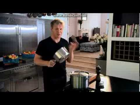 RAMSAY's Advice on choosing your best Cooking Pan