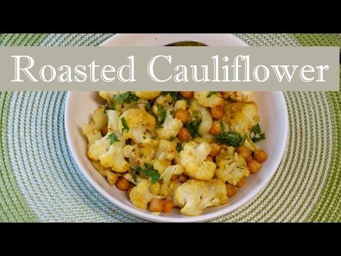 Cauliflower Recipe | Vegan | The Frugal Chef