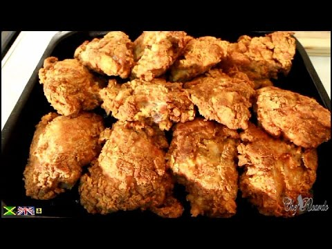 Seasoned Fried Chicken | Recipes By Chef Ricardo