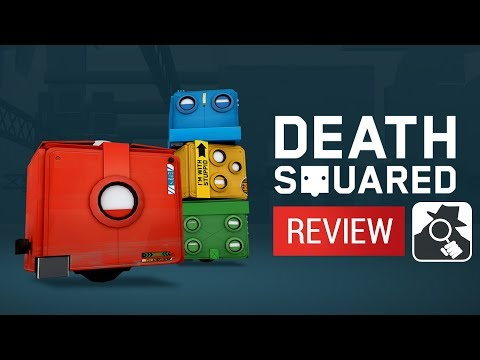 DEATH SQUARED (iPhone, iPad) | AppSpy Review