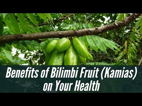 Health Benefits of Bilimbi Fruit Kamias - After Watching This, You Will Surely Eat Kamias Every Day
