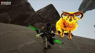 """ARK: Extinction Mod #77 - Mình Triệu Hồi Siêu Boss """"Pikkon the Creator"""" Ra Chiến Luôn, Đánh Dễ Ẹt ^^"""