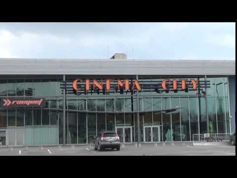 Kino Cinema City ulica Zakopiańska Kraków