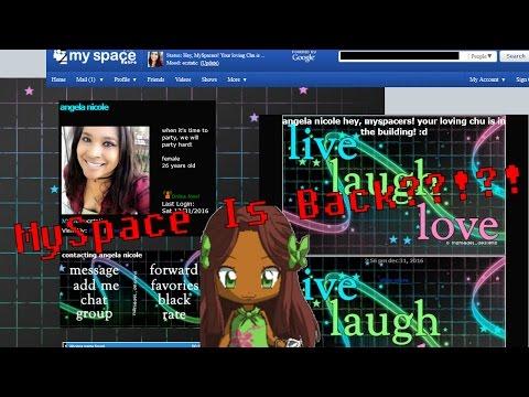 MySpace Retro | MYSPACE IS BACK??!?