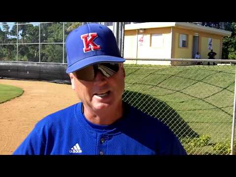 NLB- What It Takes to Play College Baseball & More w KU Coach Ritch Price (Video)