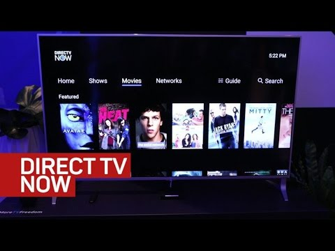 DirecTV Now offers 100 channels of live TV starting at $35 a month