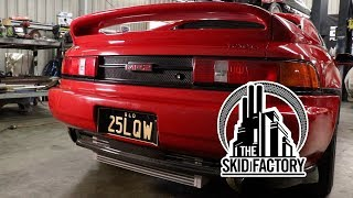 THE SKID FACTORY - 430HP SW20 TOYOTA MR2 [Build Review]