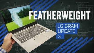 The LG Gram Is (Still) The Lightest Laptop Around