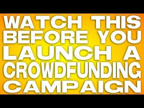 Watch This Before You Launch A Crowdfunding Campaign - A Film Courage Filmmaking Series